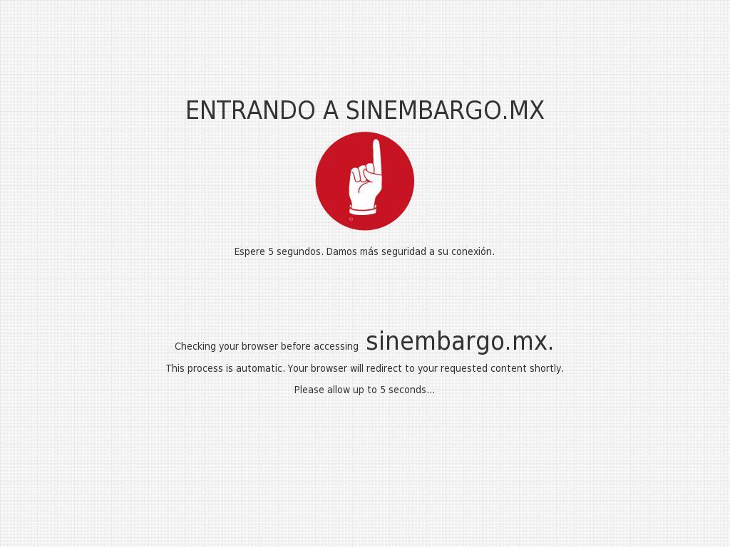 Sin Embargo at Sunday July 2, 2017, 7:20 a.m. UTC