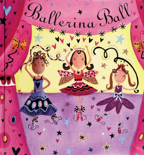 Ballerina ball by Liz Pope, Kate Pope