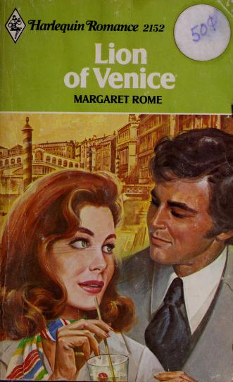 Cover of: Lion of Venice (Harlequin Romance, #2152) |